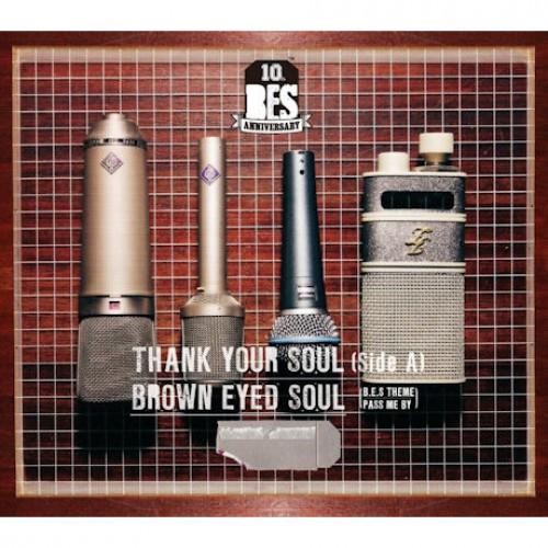 BROWN EYED SOUL(브라운 아이드 소울) - THANK YOUR SOUL [Side A] [CD+카세트테이프]