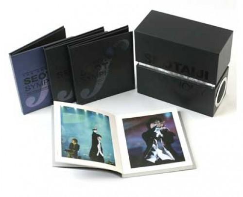 서태지(SEO TAIJI) - THE GREAT 2008 SYMPHONY WITH TOLGA KASHIF ROYAL PHILHARMONIC [DVD & BLU-RAY] [리미티드 디럭스 팩]