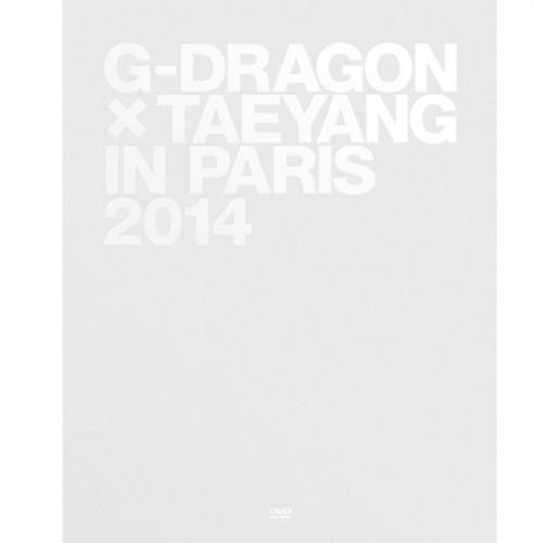 G-DRAGON / TAEYANG - G-DRAGON X TAEYANG IN PARIS 2014