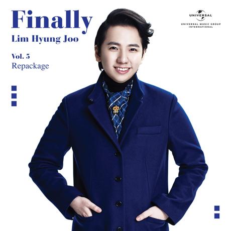 임형주(LIM HYUNG JOO) - FINALLY [CD+DVD] [리패키지]