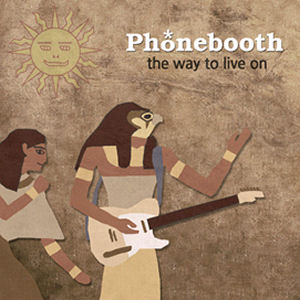 PHONEBOOTH(폰부스) - THE WAY TO LIVE ON