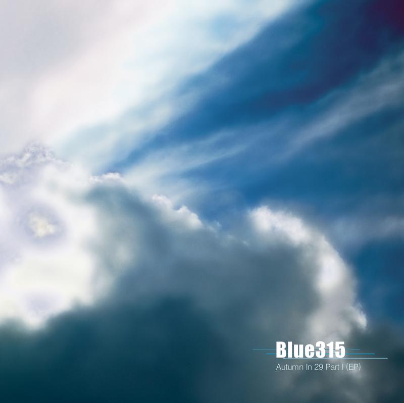 BLUE315(블루315) - AUTUMN IN 29 PART 1 [EP]