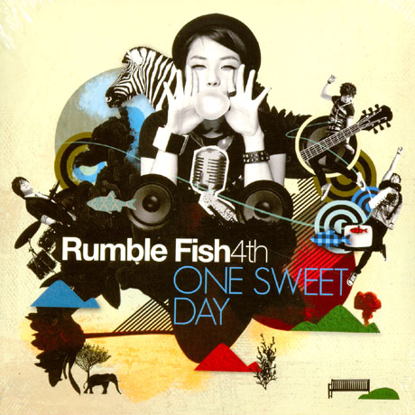 RUMBLE FISH(럼블피쉬) - ONE SWEET DAY [4TH]