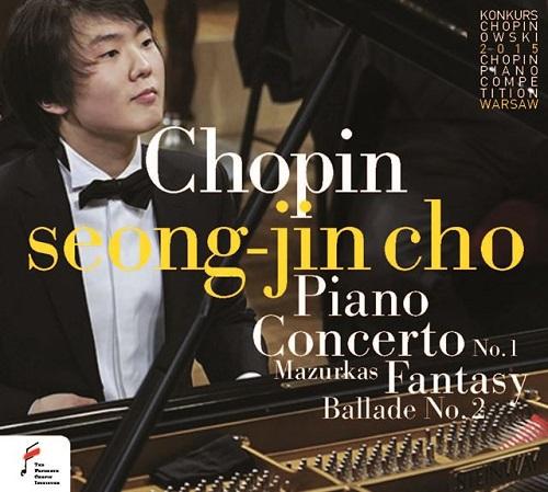 조성진(SEONG-JIN CHO) - CHOPIN PIANO CONCERTO NO.1