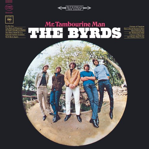 BYRDS - MR.TAMBOURINE MAN [U.S.]