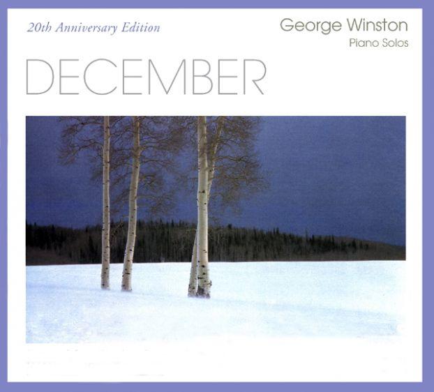 GEORGE WINSTON - DECEMBER [20TH ANNIVERSARY EDITION]
