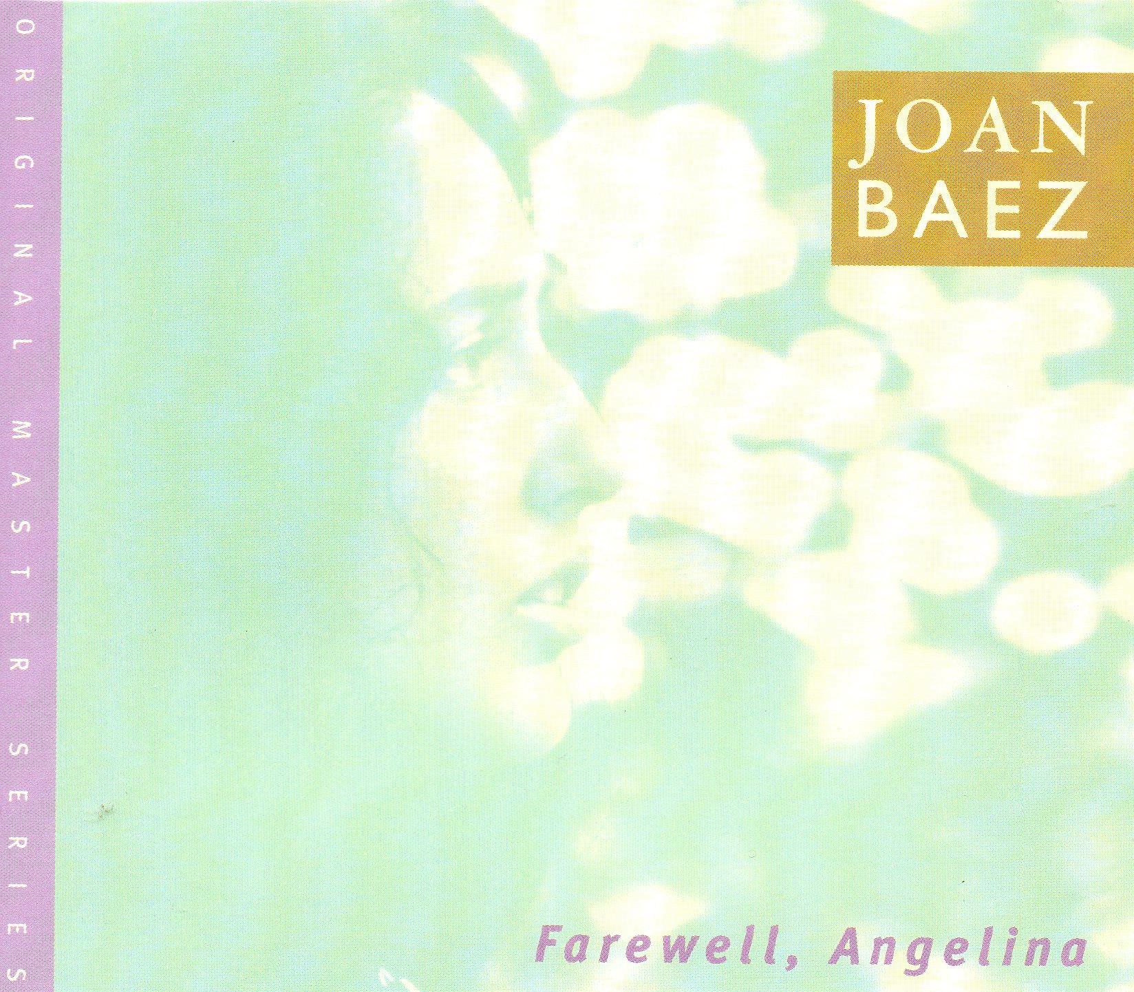 JOAN BAEZ - FAREWELL, ANGELINA [USA]