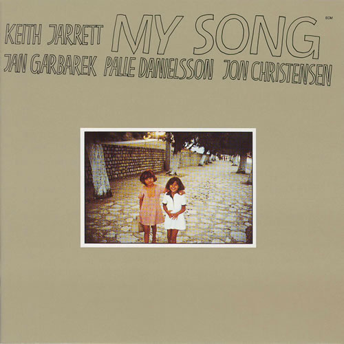 KEITH JARRETT - MY SONG [수입]
