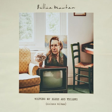 BILLIE MARTEN - WRITING OF BLUES AND YELLOWS [딜럭스 에디션]