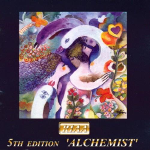 RIAA(리아) - ALCHEMIST