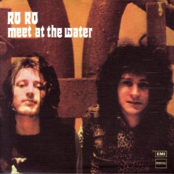 RO RO - MEET AT THE WATER [LP MINIATURE]