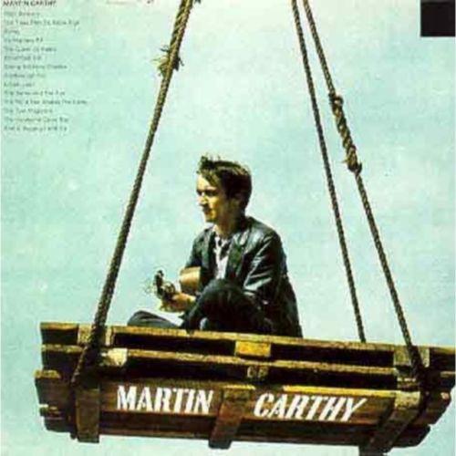 MARTIN CARTHY - MARTIN CARTHY [ENGLAND]
