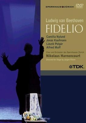 NIKOLAUS HANNONCOURT - FIDELIO / LUDWING VAN BEETHOVEN [GERMANY]