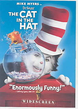 THE CAT IN THE HAT - DR.SEUSS