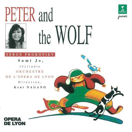 조수미 - 프로코피에프: 피터와 늑대 + 생상: 동물의 사육제
