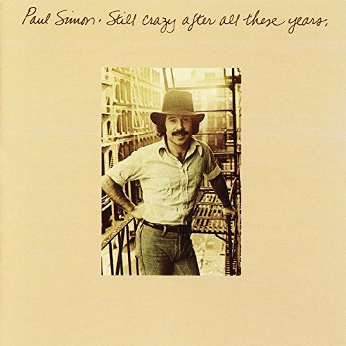 PAUL SIMON - STILL CRAZY AFTER ALL THESE TEARS