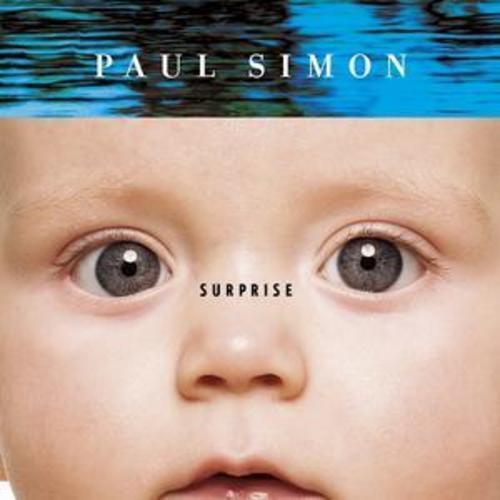 PAUL SIMON  - SURPRISE