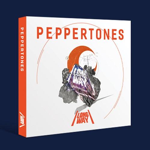 PEPPERTONES(페퍼톤스) - 6집 LONG WAY