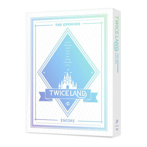 TWICE(트와이스) - TWICELAND THE OPENING CONCERT ENCORE Blu-ray