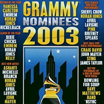 V.A - GRAMMY NOMINEES 2003