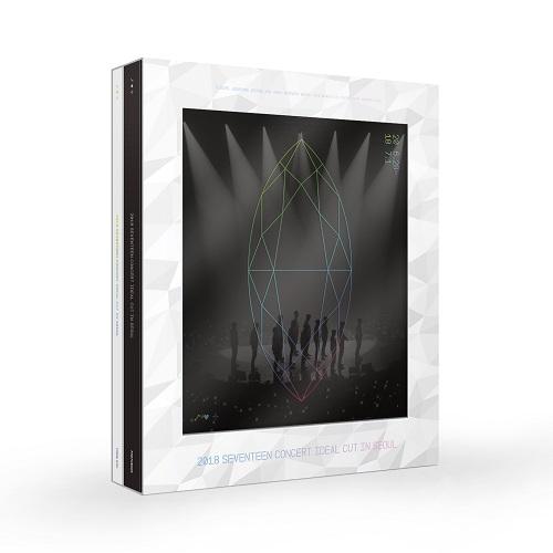 SEVENTEEN(세븐틴) - 2018 Concert 'IDEAL CUT' in Seoul DVD