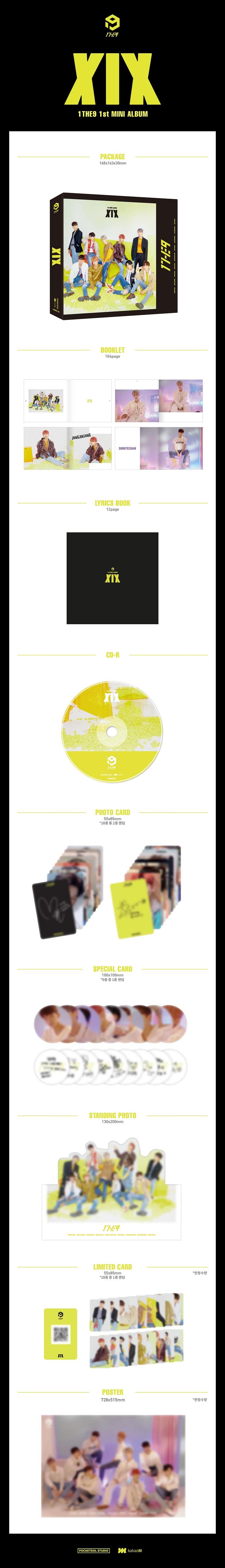 1THE9(원더나인) - XIX