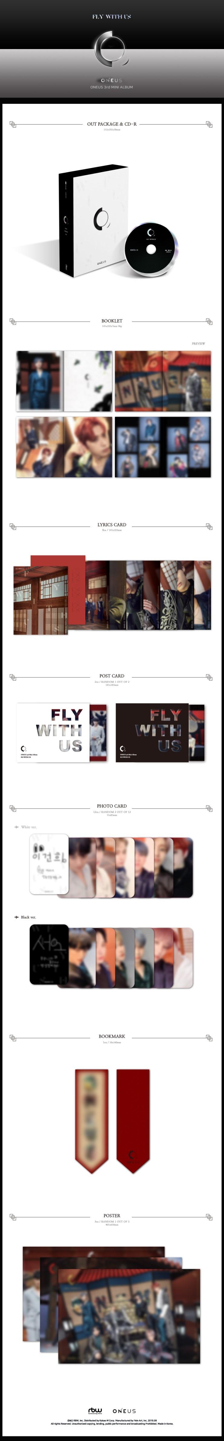 ONEUS(원어스) - FLY WITH US