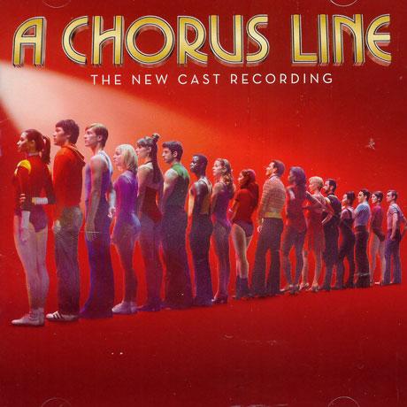 O.S.T - A CHORUS LINE: THE NEW CAST RECORDING [코러스 라인: 뉴캐스트 레코딩]
