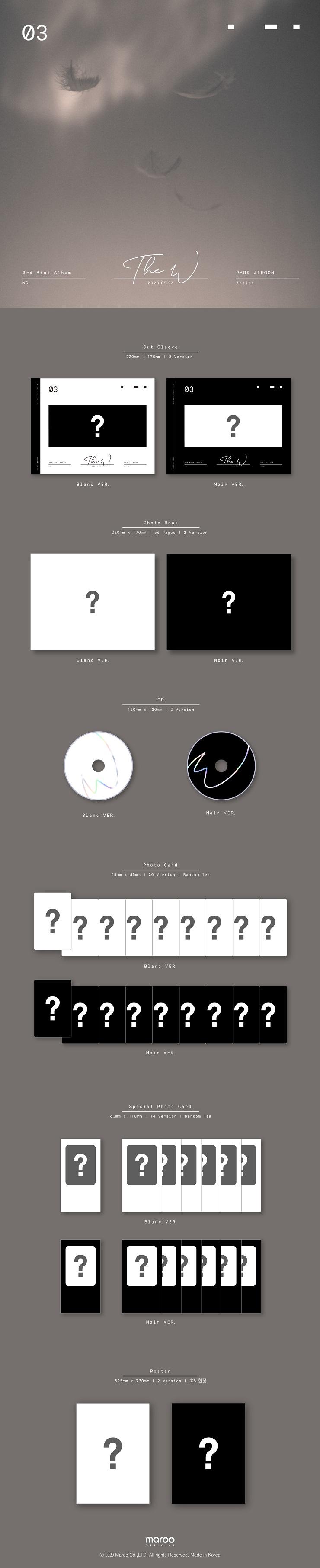 박지훈(PARK JI HOON) - THE W []