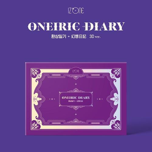 IZ*ONE(아이즈원) - ONEIRIC DIARY [3D Ver.]