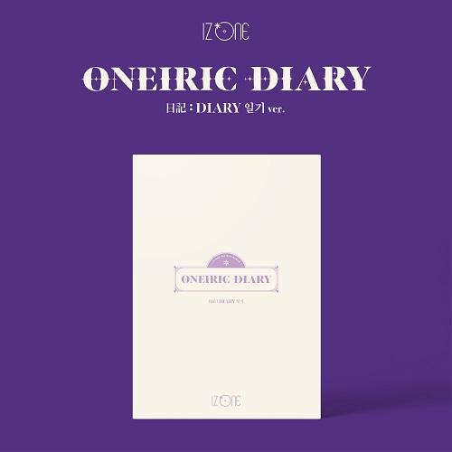 IZ*ONE(아이즈원) - ONEIRIC DIARY [일기 Ver.]