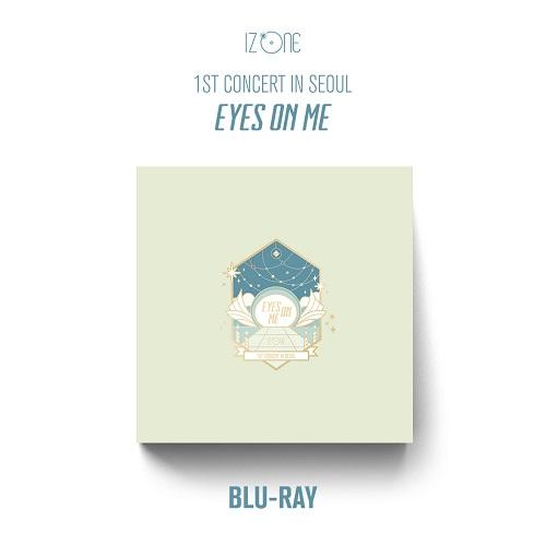 IZ*ONE(아이즈원) - IZ*ONE 1ST CONCERT IN SEOUL [EYES ON ME] BLU-RAY