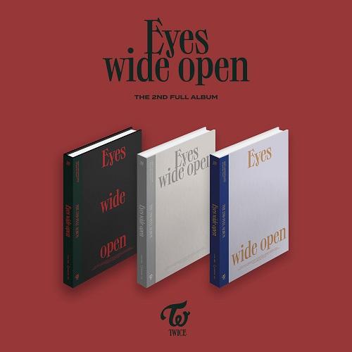TWICE(트와이스) - EYES WIDE OPEN [Style Ver.]