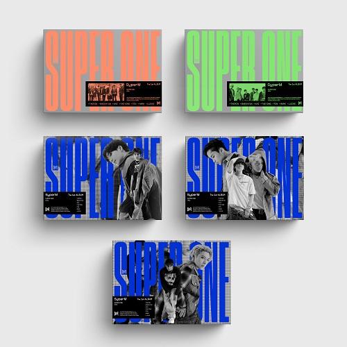 SuperM(슈퍼엠) - 1집 Super One [버전랜덤]