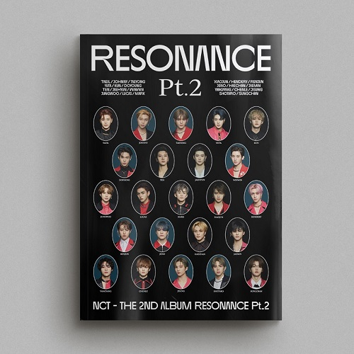 NCT(엔시티) - The 2nd Album RESONANCE Pt.2 [Arrival Ver.]