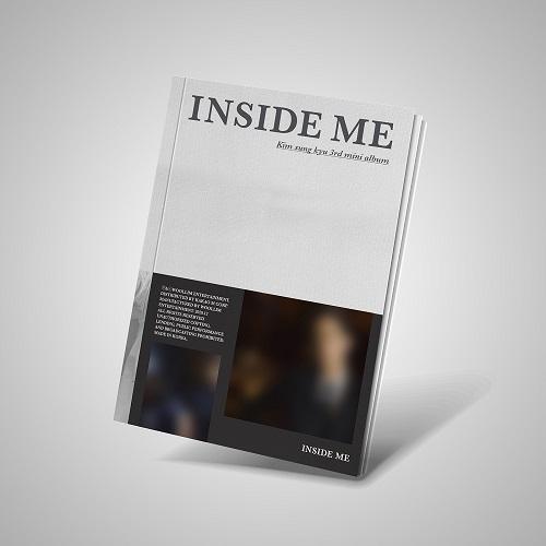 김성규(KIM SUNG KYU) - INSIDE ME [B Ver.]