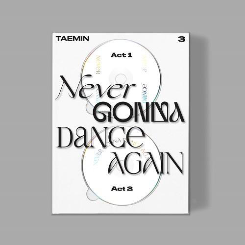 태민(TAEMIN) - 3집 합본 Never Gonna Dance Again [Extended Ver.]