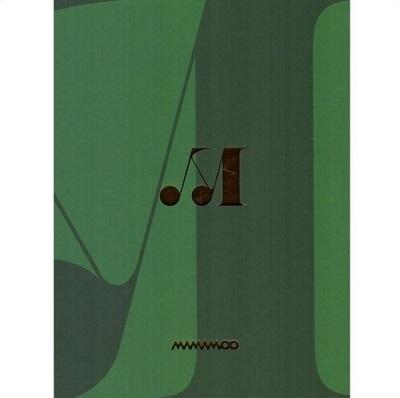 MAMAMOO(마마무) - TRAVEL [Light Green Ver.]
