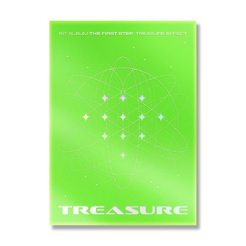 TREASURE(트레저) - THE FIRST STEP : TREASURE EFFECT [Green Ver.]