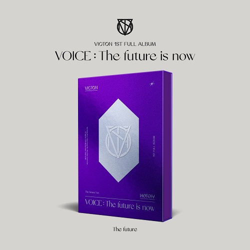 VICTON(빅톤) - 1집 VOICE : THE FUTURE IS NOW [The Future Ver.]