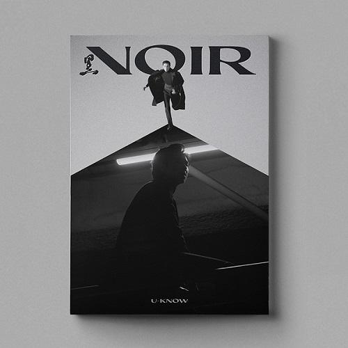 유노윤호(U-KNOW) - NOIR [Crank In Ver.]