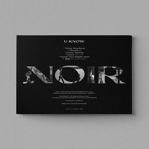 유노윤호(U-KNOW) - NOIR [Crank Up Ver.]