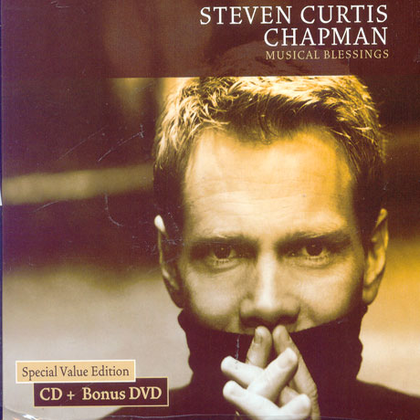 STEVEN CURTIS CHAPMAN - MUSICAL BLESSINGS