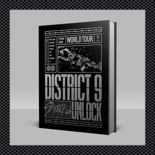 STRAY KIDS(스트레이 키즈) - Stray Kids World Tour 'District 9 : Unlock' in SEOUL BLU-RAY