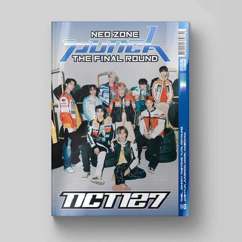 NCT 127(엔시티 127) - 2집 리패키지 NCT #127 NEO ZONE: THE FINAL ROUND [1st Player] (재발매)