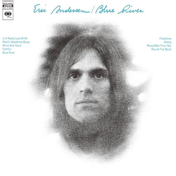ERIC ANDERSEN - BLUE RIVER [LP/VINYL]