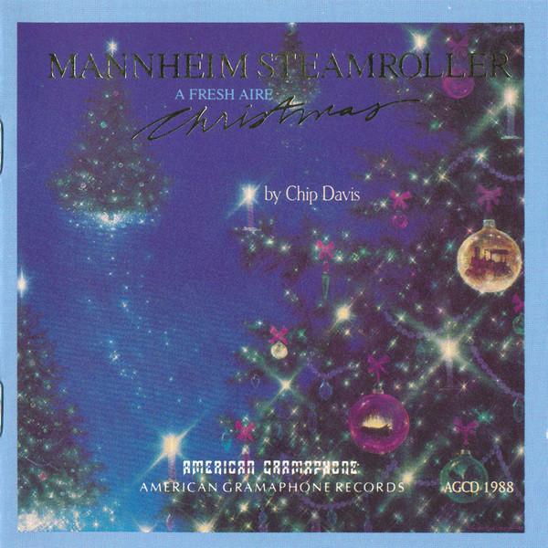 MANNHEIM STEAMROLLER - FRESH AIRE CHRISTMAS
