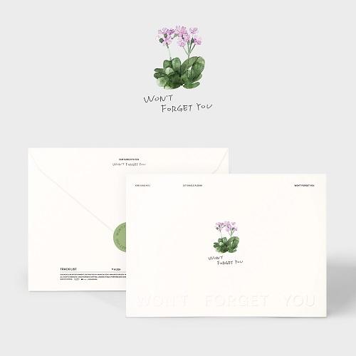 김성규(KIM SUNG KYU) - Won't Forget You