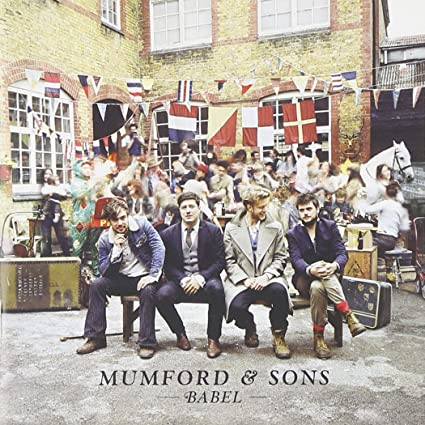 MUMFORD & SONS - BABEL [2013 CHRISTMAS CAMPAIGN]