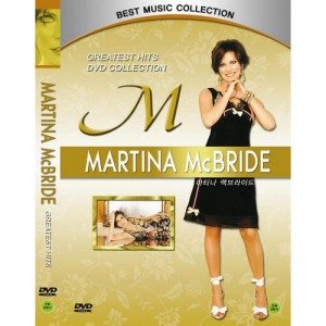 MARTINA MCBRIDE - GREATEST HITS DVD COLLECTION
